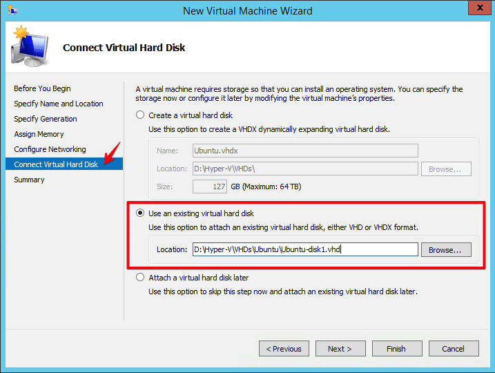convert VMware VMDK files into Hyper-V VHD