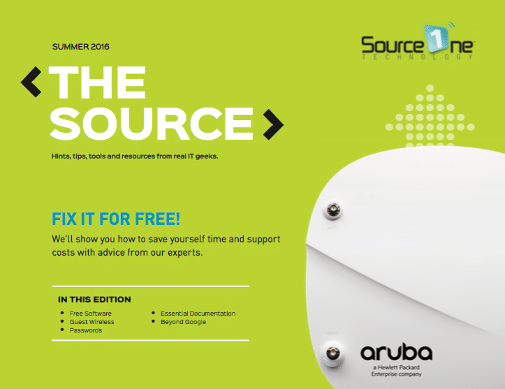 The Source Magazine | IT Support Waukesha