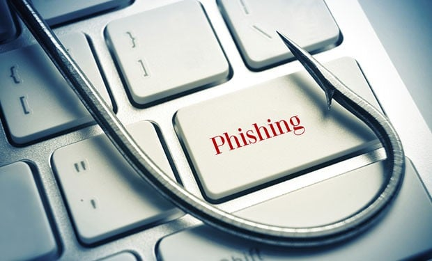 common cases of phishing