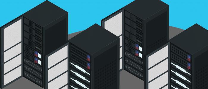 Server racks offer