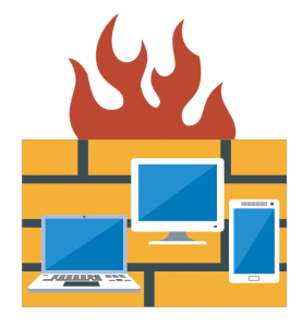 firewall appliance with web filtering can minimise the risk of ransomware