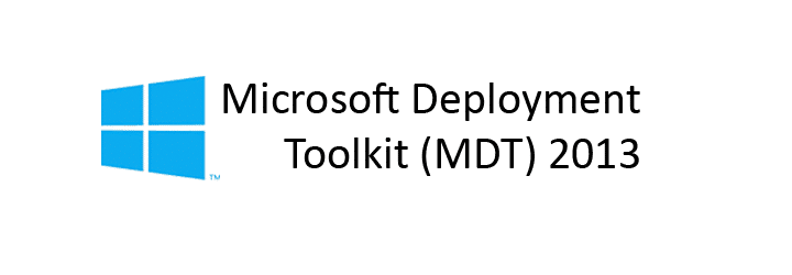 Windows Deployment Services and the Microsoft Deployment Toolkit  -