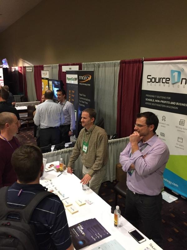 Source One at BrainStorm 2017