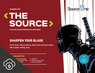 The Source Magazine | Computer Services Milwaukee