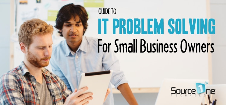 fixing business it problems