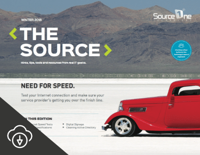 The Source Magazine | IT Services for small and medium business in Milwaukee.