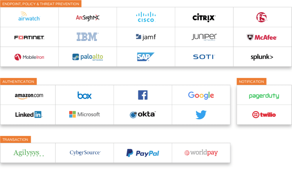 Aruba ClearPass partners