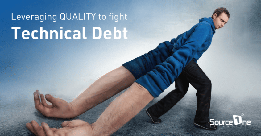 Leveraging quality to fight technical debt