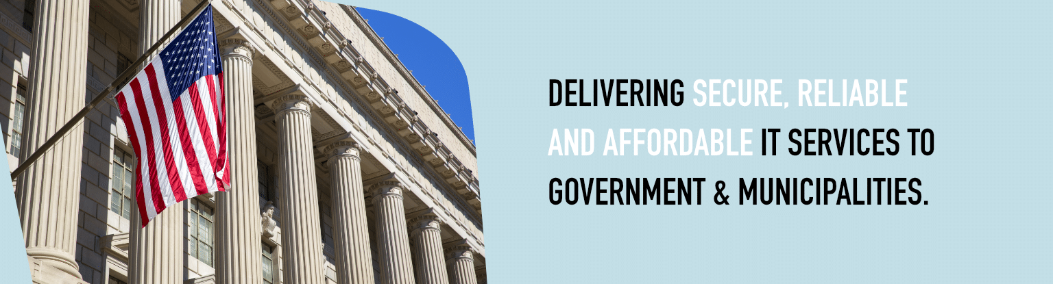 IT Services for government and municipalities in Wisconsin