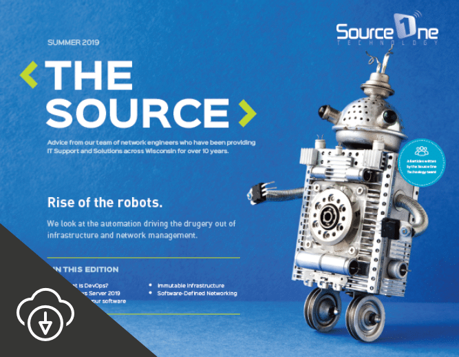 The Source Magazine | IT Services for government and municipalities in Wisconsin.